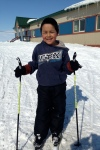 JoJo...the most baller awesome kid ever! Never-ending enthusiasm and a knack for Nordic skiing!