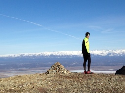 More spring adventures in the Anchorage area: hiking with PK