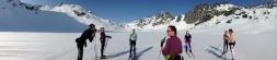 More Nordic crust cruising at Hatcher Pass