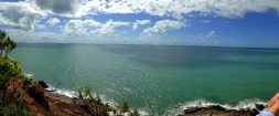 View from Port Douglas.